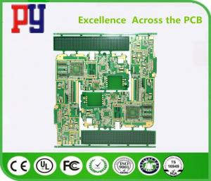 China 4-layer 0.8mm4-layer high-density gold-plated PCB circuit application product: MID tablet motherboard on sale
