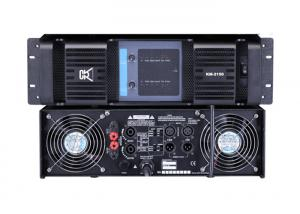 China Transformer Coupled Power Amplifier Stable Analogue Amplification Dj Speaker System on sale