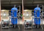 8T Industrial Iron Removal Water Filter RO System For Drinking