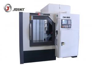 China CNC Engraving Machine CM860 , three axis linear guide way 800 * 600mm Table 5.5KW/ER25/24000rpm spindle on sale