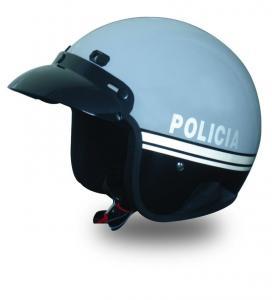 China Harley Helmet (KY-207) on sale