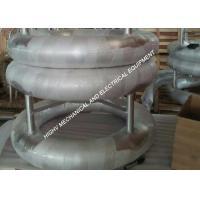 1060 Aluminium Grading Ring Custom Type For High Voltage Test Laboratory