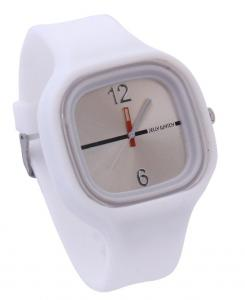 China Water Resistant Precise Quartz Movement White Japan Movement Silicone Jelly Watch on sale