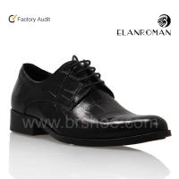 High quality pointed toe oxford shoes