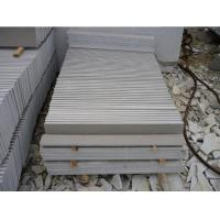 Chinese Natural Marble Cinderella Stairs Steps Cinderella Grey Marble Stairs Stone