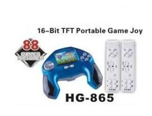 Quality 16BIT WIRELESS SPORT GAMES CONSOLE HD-865A for sale
