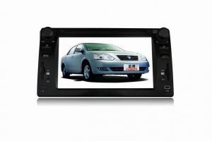 China Pour la vision de Geely, 6,2 avancent l'écran tactile petit à petit numérique dans le lecteur DVD de voiture de tiret avec le système de navigation de GPS DR6777 on sale