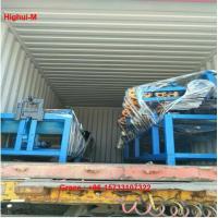 China 2m-4m Width Full Automatic 2 Wire Feeding Diamond Fence Roll Mesh Machine on sale