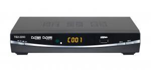 China High Definition DVB-T2 Set Top Box, USB PVR DVB-T2 DVB-S2 Combo Digital Receiver on sale