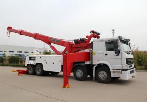 China Diesel 20T Wrecker Tow Truck / SINOTRUK HOWO Heavy Duty Tow Trucks on sale