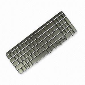 China 100% New Original Genuine Laptop Keyboard for HP/Compaq CQ60/G60, with US/UK/SP/LA/RU/AR Layout on sale