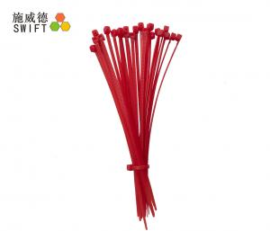 China T36150 Plastic Cable Ties , Self Locking Zip Ties Insulation Well RoHS Certificated on sale