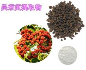 China Rutaecarpine; N, N''-1, 6 - hexane double [N ', N'-methylurea];CAS NO.: 84-26-4;Evodia extract on sale