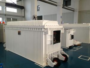 China High Voltage Electric Power Substation No Pollution , AC Voltage 10kva on sale