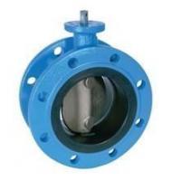 "cast iron 2"" ~ 120"" Butterfly Valves For Sewage DIN2501, PN10 EN 593,CI,150LB"