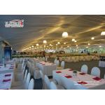 China Clear Span 20x30 Outdoor Event Tents for Wedding Decoration Waterproof Marquee wholesale