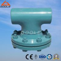 China Welded Fabricated Tee Type Strainer (ST-A/B/C) on sale