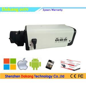 China 8MP Ultra HD H.265 IP Camera for Home / WDR CCTV Camera HDMI on sale