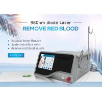 980nm Diode Laser For Body Pain/ Vascular Vein Removal / Nail Fungus Equipment
