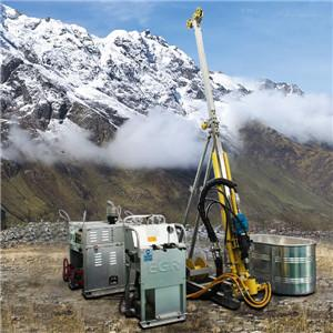 China YH-200 portable hydraulic drilling rig drilling rig equipment on sale