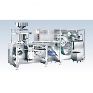 China DPH-260 Silver Aluminum Plastic Pharmaceutical Processing Machines for Tablet on sale