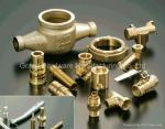 Brass forged and Turning parts,NPT BSP Metric thread,OEM and ODM service