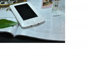China 5 inch TFT Touch screen 720P 2GB Portable Ebook Reader support rotation and zoom on sale