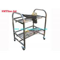 Hitachi Electric Stainless Steel Feed Cart 4 3 Inch Universal Casters Lightweight