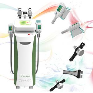 China Best 5 in 1 ultrasonic rf vacuum Skin Tightening,Cellulite Removal cryolipolysis machine on sale
