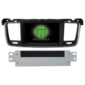 China In-car Entertainment Systerm_2 din car dvd gps for Peugeot 508 _Factory supplier China on sale