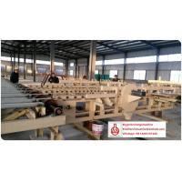 MgO Board Production Line for MgO / MgCl2 / Fiberglass Cloth / Sawdust Main materials