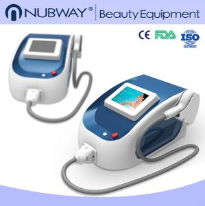 China Portable Permanent Hair Removal Diode Laser Hair Removal Machine on sale