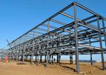 Environmental Prefab Light Multi-Storey Steel Frame Buildings