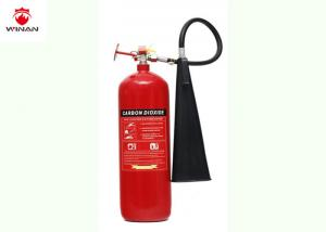 China 5kg Co2 Fire Extinguisher Sign Portable Carbon Dioxide Fire Extinguisher on sale