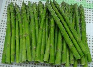 China Non - Gmo Frozen Green Asparagus on sale