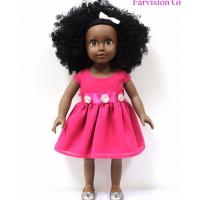 China 18 inche African American Afro Fashion dolls on sale