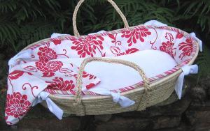 China Bella Crib Bedding on sale