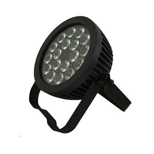 China 270W Wireless Led Par Light / DMX Led Par Cans With 16 - Bit Electronic Dimming on sale