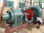 High Efficient Francis Small Hydro Turbine 500KW For Hydro Power Station