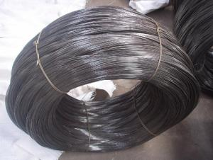 China Black Annealed Wire Q195 Material BWG16 on sale