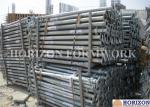 Heavy Duty Scaffolding Steel Prop With Working Height 3.5m For Formwork Supporting