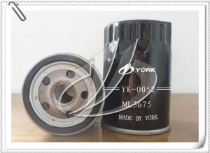 China Oil Filter/Car Oil Filter/Auto Oil Filter ML-3675 on sale