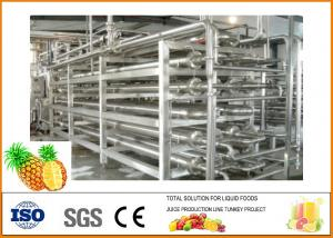 China Concentrated Pineapple Juice Processing Line CFM-B-02-05T CE Certification on sale