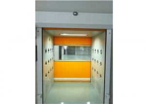 China Puerta de la diapositiva del rollo del PVC del diseño de la ducha de aire, sitio limpio farmacéutico on sale