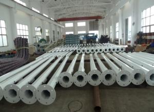 China Octagonal Street Pole Productions Line for Making Cone Pole on sale