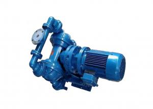 China Stainless Steel Electric Diaphragm Pump , Motor Driven Diaphragm Pump Needless Draw Water on sale