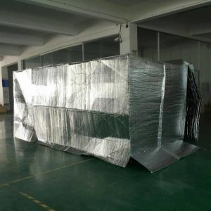 China 1*40 ft Aluminum container liner for shipping fresh goods transportation on sale