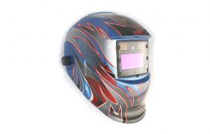 China Professional Din 9-13 Welding Helmet Auto Darkening , PP Fire Resistant on sale