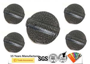 China Rough Finish Textured Powder Coat, Epoxy Polyester Black Metallic Powder Coat on sale