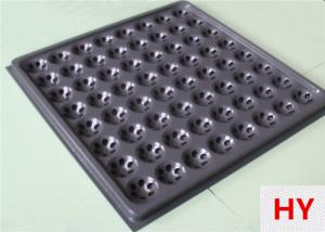 ... Quality Dust Workshop Raised Computer Floor Panels Wearability With SPCC Hard Steel for sale
